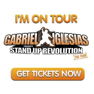 Tour - Gabriel Iglesias - Fluffy's Official Website - Stand-Up Comedy