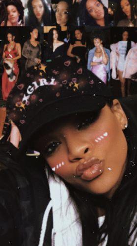 Rihanna Wallpaper Bad Girl Aesthetic Cute Lockscreens Bad Girl Wallpaper