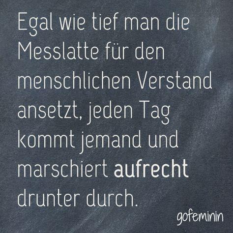 #spruch #zitat #sprüche #lustig Noch mehr coole Sprüche gibt's bei gofeminin.de!