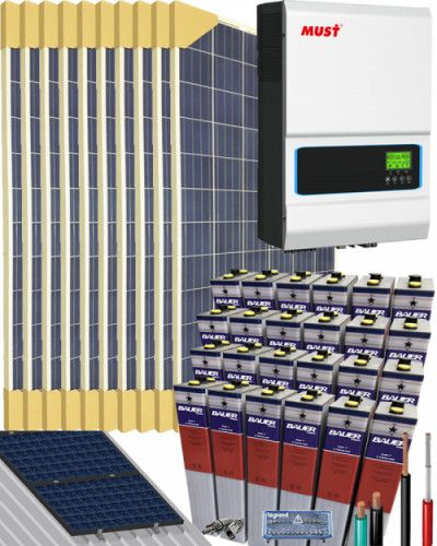 Kits Solares Vivienda Permanente Comprar Kits Solares Vivienda Permanente Al Mejor Precio Sol Kit Solar Compras