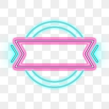 Color Effect Neon Circular Commercial Border Neon Frame Color Png Transparent Clipart Image And Psd File For Free Download Color Effect Neon Png Banner Background Images