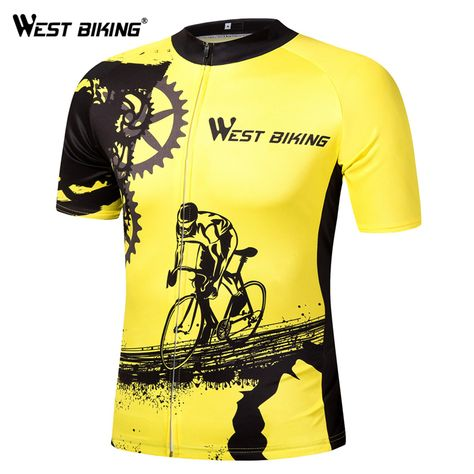 FIXGEAR CS-602 Men/'s Short Sleeve Cycling Jersey Bicycle Apparel Roadbike MTB
