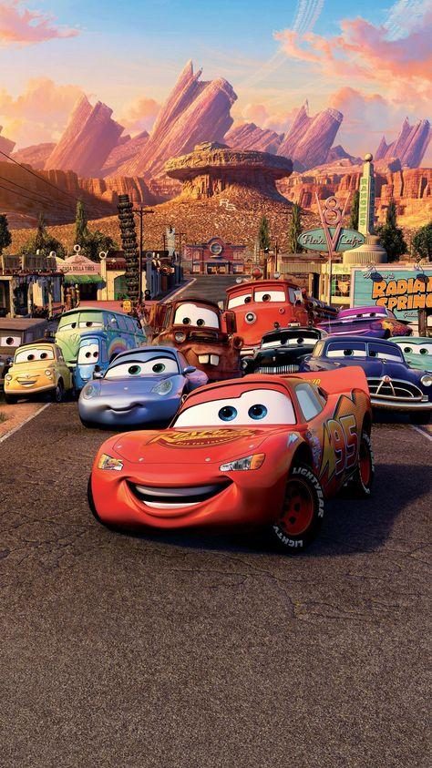 Cars Movie Wallpaper Phone