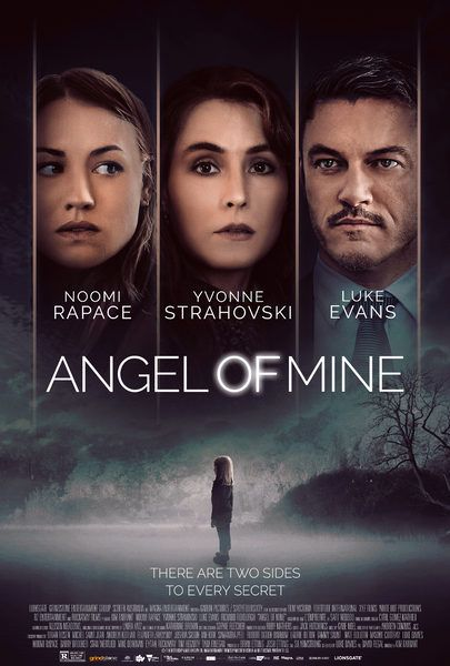 Movie Trailers Angel Of Mine Clip Confrontation In This Intense Thriller Noomi Rapace The Girl With The Dragon T Noomi Rapace Movie Trailers Hd Movies