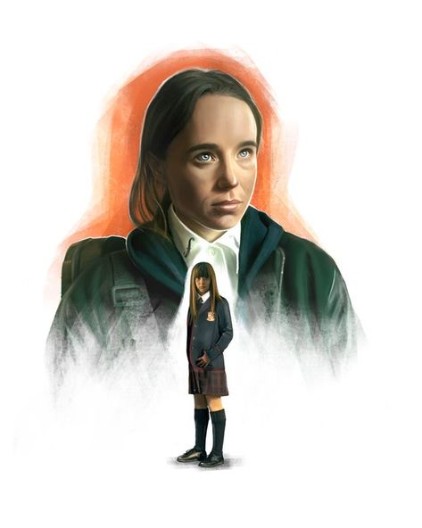 Number Ordinary or Extra-ordinary? No spoilers, just a little nod to things to come! Ellen Page's performance is far from ordinary. Gerard Way, Mary J Blige, Imagenes My Little Pony, Under My Umbrella, Netflix Series, Tv Series, Film Serie, Academia, Favorite Tv Shows