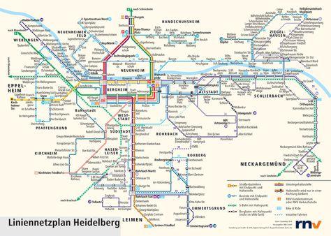 Plane Herunterladen Heidelberg Rhein Neckar Interaktive Karte