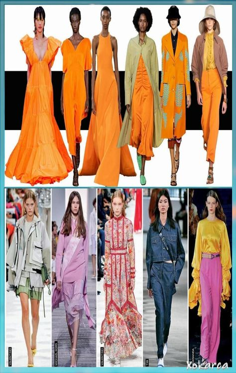 Spring summer fashion trends for 2020 - Top style trends for