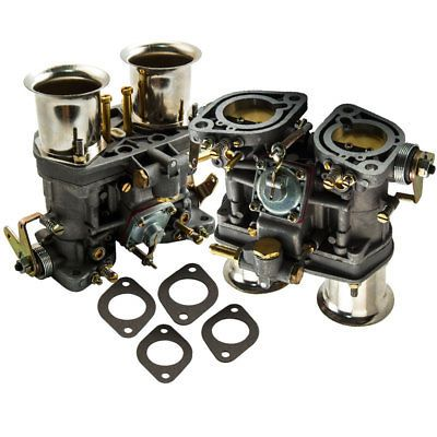 2X New 40 IDF Replacement Carburetor//Carb 2 BBL For Bug//Volkswagen//Beetle
