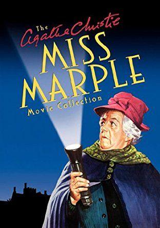 The Agatha Christie Miss Marple Movie Collection Miss Marple Agatha Christie Miss Marple Tv Series