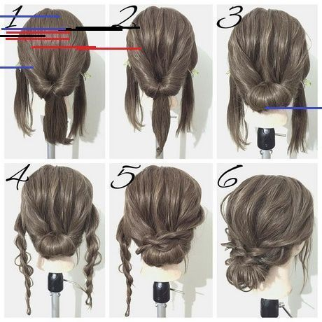Quick Easy Formal Hairstyles Quick Easy Formal Hairstyles Step By Step Fast Sim In 2020 Medium Hair Styles Medium Length Hair Styles Braided Hairstyles For Wedding