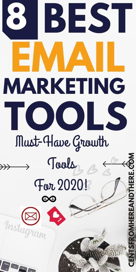 8 Best Email Marketing Software Tools & Platforms 2020 - Cents From Here and There