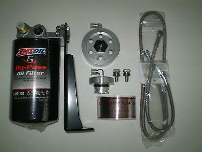 Sponsored Ebay Chevy Gmc Duramax Diesel 6 6 Bypass Oil Filter Kit