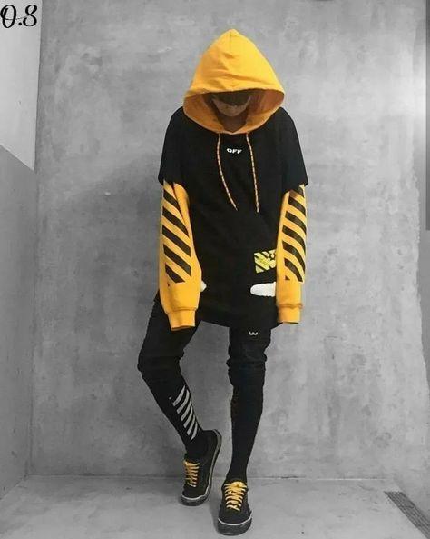 30 The Best Trend Streetwear Fashion For Men ⋆ zonamasak.me