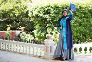 صور عبايات تخرج 2019 اجمل ارواب حفل التخرج Graduation Gown Gowns Nun Dress