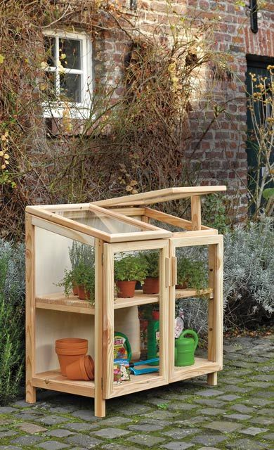 10+ Gewaechshaus balkon selber bauen ideen