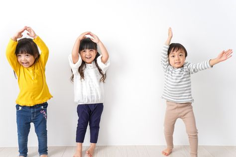 49 fun physical activities to do with kids aged 2 to 4 - Active For Life