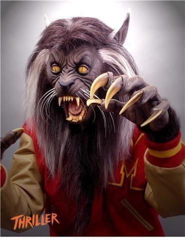 Michael Jackson Thriller Wolf Halloween Decoration | Animals, People