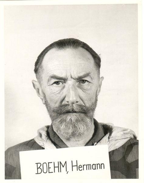 the nuremberg trials   File:Walter Blume at the Nuremberg Trials.PNG ...