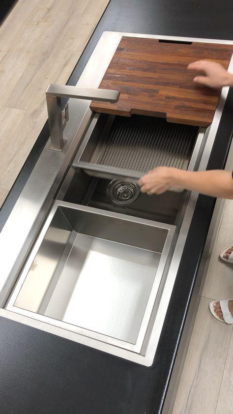 Kitchen must have- Artinox Layer sink