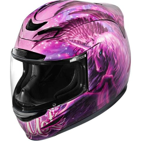 Casque Moto Icon Airmada Sweet Dreams Deco Casque Moto шлем