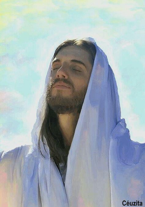PEACE LOVE AROUND THE WORLD : JESUS CEU GIFS