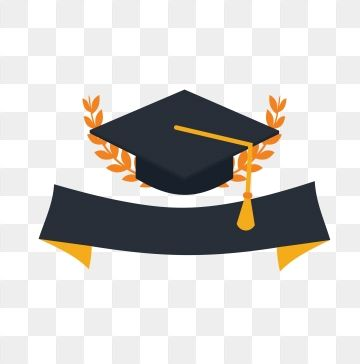 Graduation Hat Cartoon Graduation Season Hat Hat Frame Graduation Season Decoration Frame Vector Cartoon Ve Graduation Hat Graduation Frame Creative Background