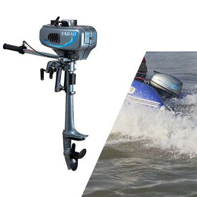 Fishing Boat Engine 3.5HP Boat Engine 2-Stroke Outboard Motor CDI system 2.5kw