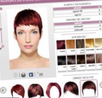 Essayer coupe de cheveux en ligne gratuit femme