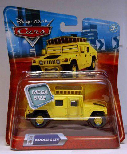 Disney Cars Deluxe Hummer Sven Fahrzeug 11cm Groß Spielzeug Disney Cars Der Film Größe Mega N 11hummer Sven 10cm T Disney Cars Disney Pixar Cars Spielzeug