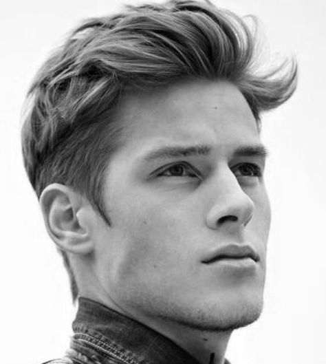 Frisuren Männer Welliges Haar Jake Pinterest Hair