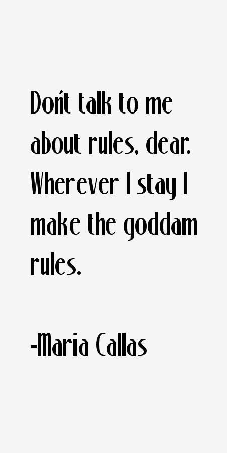Maria Callas Quotes Maria Callas Palabras Y Pensamientos
