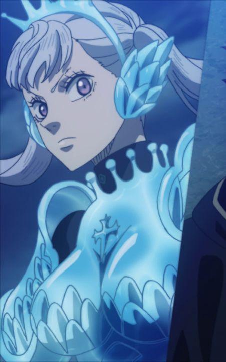 Noelle In Episode 108 Black Clover By Berg Anime On Deviantart Black Clover Anime Black Clover Manga Anime