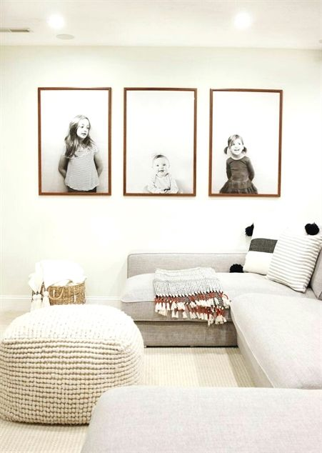 These Are Examples Of Home Decor Portraits You Could Commission Me To Make From Your Photos Art Artist Ar Home Living Room Cheap Home Decor Home And Living