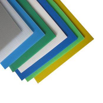Pp Plastic Hollow Flute Polypropylene Corrugated Sheet Corrugated Plastic Sheets Plastic Sheets Corrugated Plastic