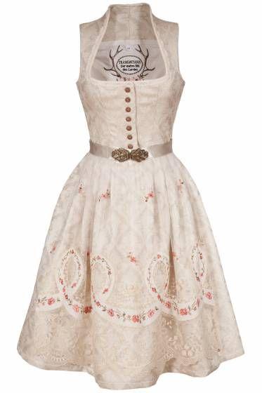 Pin Auf Hochzeitskleid Dirndl