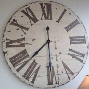 Large Kitchen Clocks