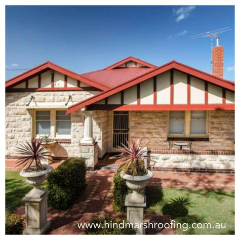 Hindmarsh Roofing Domestic Commercial Industrial Metal Roofing Specialists Servicing Metropolitan Adelaide Country Sou Metal Roof House Styles Roofing