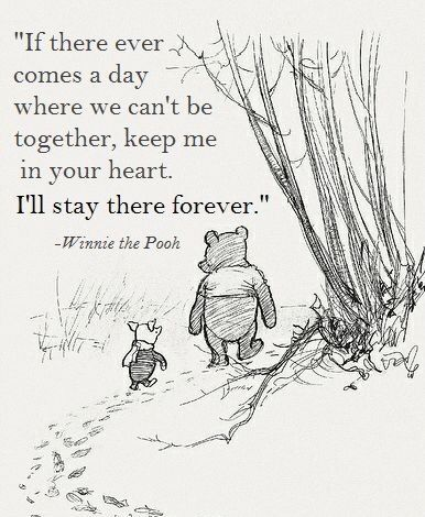Winnie The Pooh Quotes About Friendship Glamorous Pinrushell Galiste On Emo  Pinterest  Emo Style