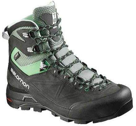Salomon Women S X Alp Mtn Gore Tex Mountaineering Boot Boots With Images Hiking Boots Women Mens Fashion Casual Shoes Boots