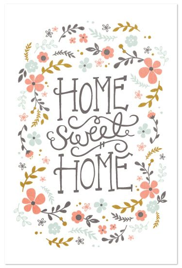 love the sweet vintage feeling this has. would be cute framed next to our entry door.