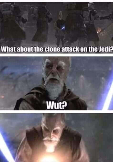 Pin By Jaime Navarro On Star Wars Star Wars Facts Star Wars Humor Funny Star Wars Memes