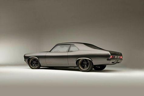 """Custom 1970 Nova – """"Notorious"""" for Nova"""