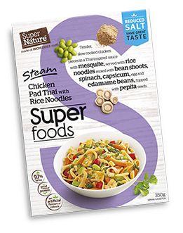 Super Nature Foods Frozen Meals Review Frozen Meals Food Slow