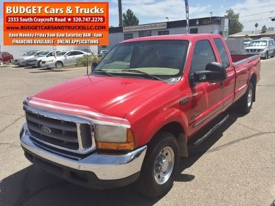 1999 Ford Super Duty F 250 Supercab Xlt Manual Red 2 Doors 9995 To View More Details Go To Https Www Ford Super Duty Car Budget Car Dealership