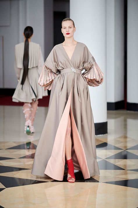 Alexis Mabille Spring 2021 Couture Fashion Show