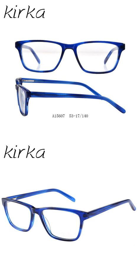 b6a0c3d248 Kirka 2017 New Acetate High Quality Men Brand Designer Glasses Optical  Frames Eyeglasses Full Frame Clear Lens Eyewear for Male