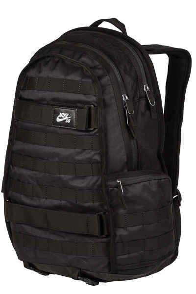 lluvia barrera Crueldad  Nike SB RPM Backpack 26L (black black black camo)   Nike sb backpack, Nike  sb, Backpacks