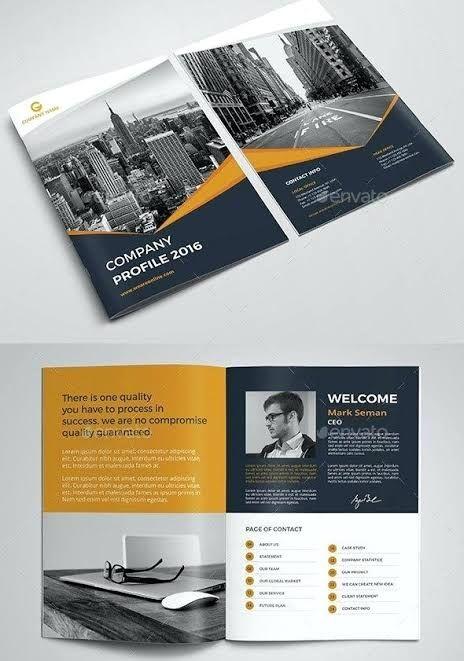 Company Profile Template In 2020 Company Profile Design Templates Company Profile Design Company Profile Template