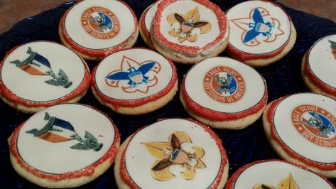 Eagle Scout cake, cub scout cake, Edible icing sheets, boy scout cake