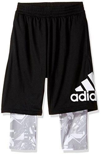 adidas Mens Basketball Crazylight Shorts